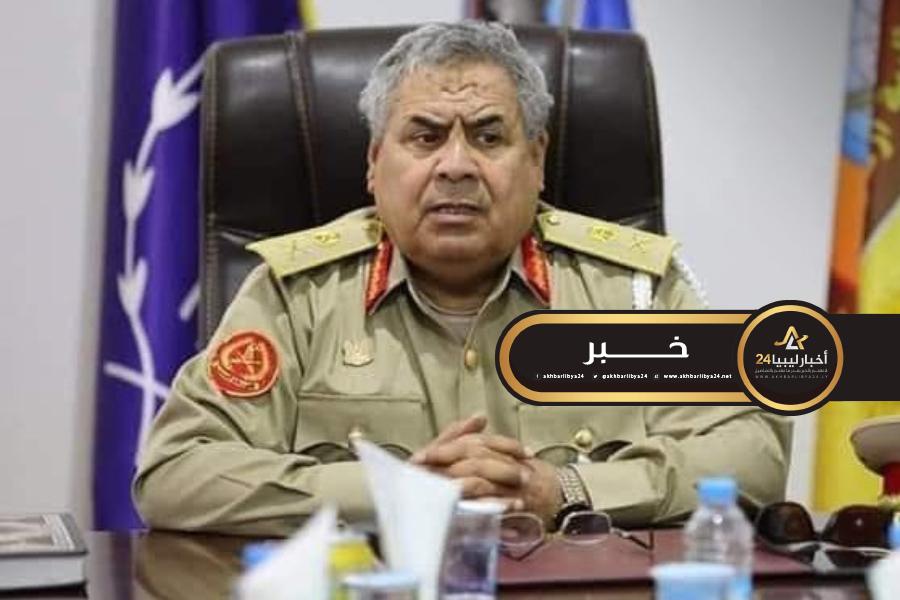 صورة المدعي العام العسكري يحذّر من مغبة الاعتداء على الممتلكات