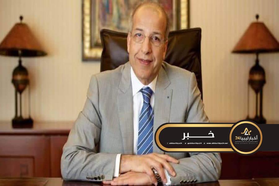 صورة الكبير يشارك في اجتماعات الدورة 44 لمجلس محافظي المصارف المركزية العربية