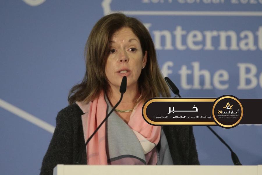 صورة البعثة الأممية تهنئ عمداء بلديات غات وككلة ومصراتة على انتخابهم