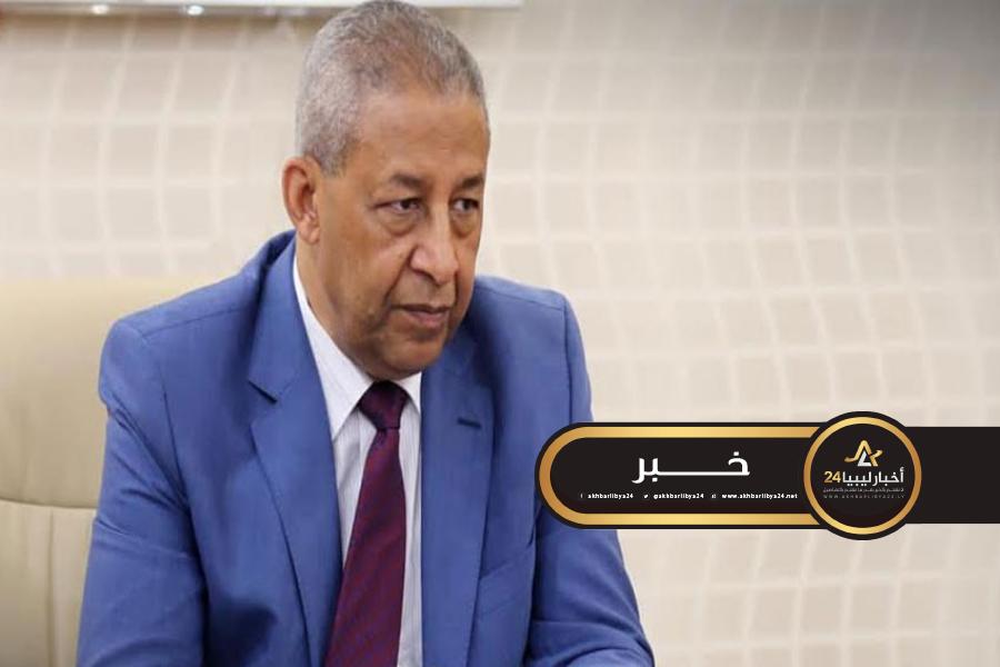 صورة إيقاف وزير الحكم المحلي في حكومة الوفاق ووكيل الوزارة وإحالتهم للتحقيق