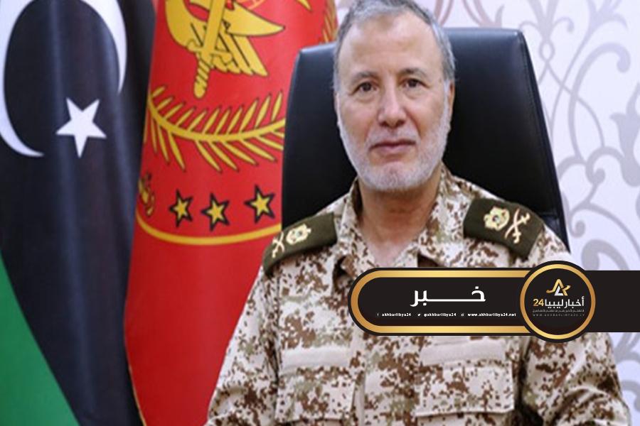 """صورة مصدر مقرب من الجويلي ينفي لـ""""أخبار ليبيا24″ تعيينه رئيسًا لجهاز المخابرات العامة"""