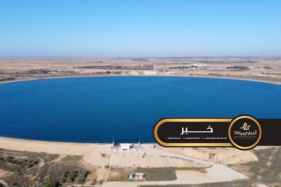 صورة النهر الصناعي يعلن انفراج مشكلة المياه في بنغازي وسلوق وأجدابيا