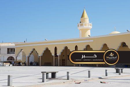 صورة الأوقاف تحدد شروطها لفتح المساجد لصلاة الجمعة في الجفرة