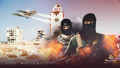 صورة أكتوبر 2014.. انطلاق ملحمة بنغازي ضد الإرهاب