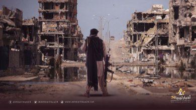 صورة التاريخ الأسود للإرهاب..أعمال العصابات والمجرمين أفعال داعش في سرت