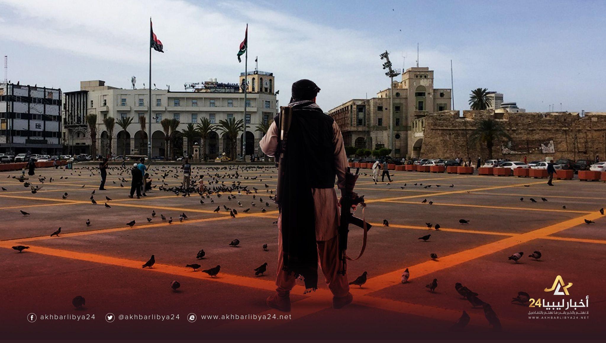 صورة طرابلس.. إحدى المدن التي كانت ولازالت تعاني من بطش الإرهاب