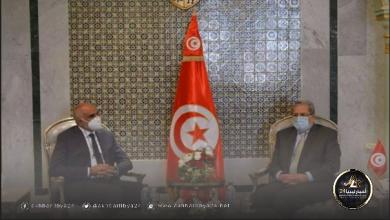 صورة اتفاق مبدئي بين ليبيا وتونس على استئناف الرحلات الجوية