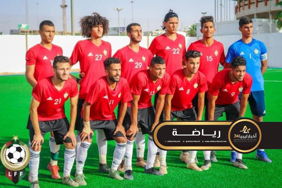 صورة منتخب الشباب يتفوق على رديف بنغازي