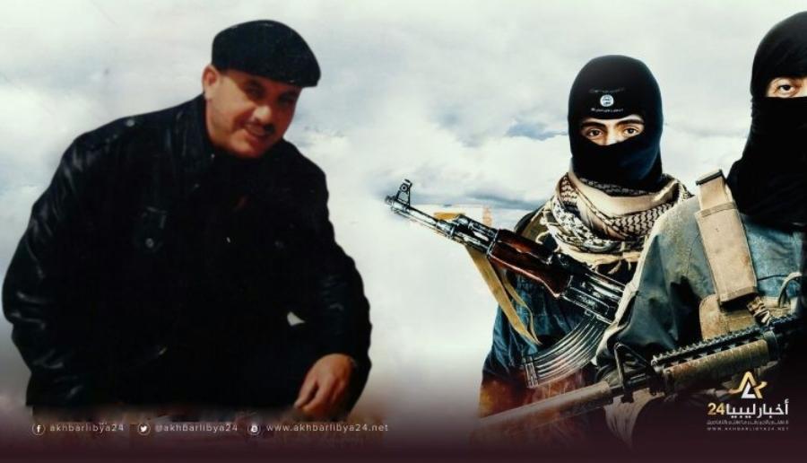 صورة نافذة على الإرهاب.. ذكرى اغتيال مصطفى العقوري أمام ابنه الصغير ببنغازي