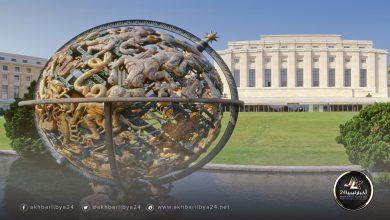 """صورة البعثة الأممية تعلن انطلاق الجولة الرابعة من محادثات اللجنة العسكرية المشتركة """"5+5″"""