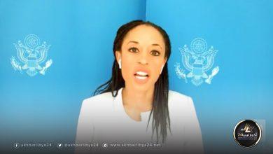 صورة الخارجية الأمريكية: الهدف الأهم هو إنهاء معاناة الليبيين عبر إجراء انتخابات في ليبيا