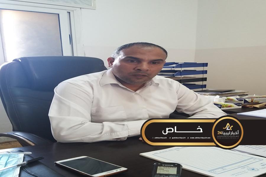 صورة مسؤول بجامعة عمر المختار القبة : تم رفع مقايسات عالمية للجامعة وستكون مفاجأة للجميع
