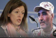 صورة الغرابلي: البعثة تستهدف وصاية الملتقى السياسي على السلطة الجديدة