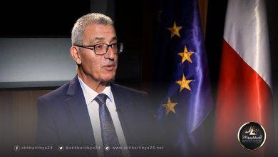 صورة وزير خارجية مالطا يشبه ليبيا بالقلب البشري