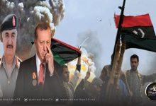"""صورة قيادي بـ""""العدالة والتنمية"""" التركي: نبحث إبعاد حفتر عن المشهد"""