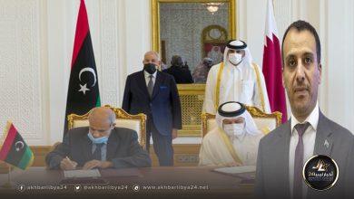صورة القبلاوي: اتفاقيتنا مع قطر لا تتعارض مع اتفاق جنيف