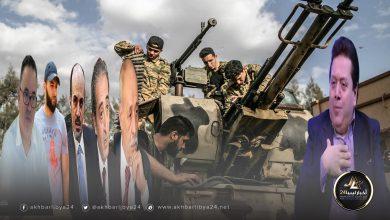 """صورة اختطاف """"بعيو"""" يفضح معالم الدولة المدنية لدى الوفاق"""