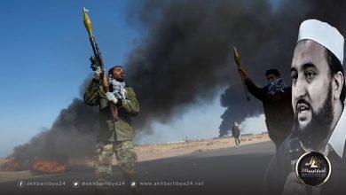 صورة بعد اتفاق وقف إطلاق النار .. نجل الغرياني يدعو المليشيات إلى التمسك بسلاحها