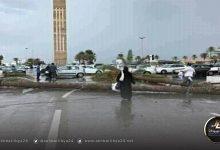 صورة تحذيرات من رياح وأمطار قويه في طرابلس
