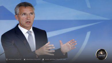صورة الناتو: اتفاق وقف إطلاق النار خطوة جدية لحل سلمي في ليبيا