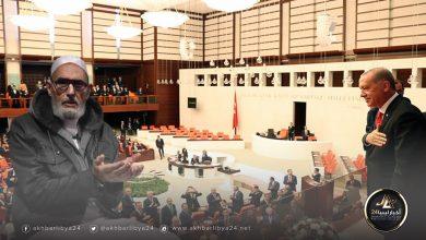 صورة الغرياني : أردوغان ولي أمر المسلمين ودافع عن الإسلام وثأر للدين