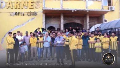 صورة جماهير درانس تطالب بإجراء انتخابات لإدارة النادي