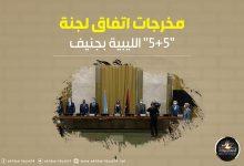 صورة مخرجات اتفاق وقف اطلاق النار