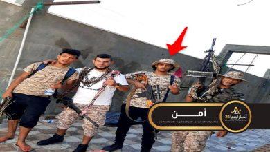 """صورة تصفية أحد عناصر كتيبة """"النواصي"""" في طرابلس"""