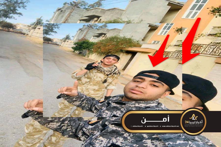 صورة مقتل أحد عناصر مليشيات مصراتة في ظروف غامضة