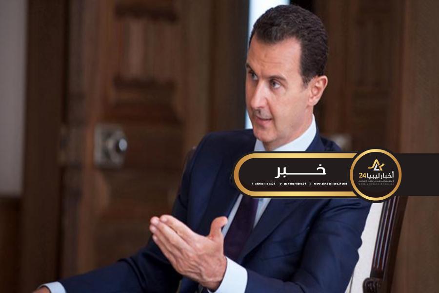 صورة الأسد يؤكد نشر مسلحين سوريين للقتال إلى جانب أذربيجان