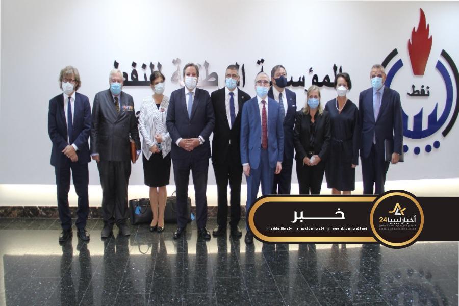 صورة صنع الله: الوطنية للنفط الجهة الوحيدة المسؤولة عن إدارة صناعة النفط في ليبيا