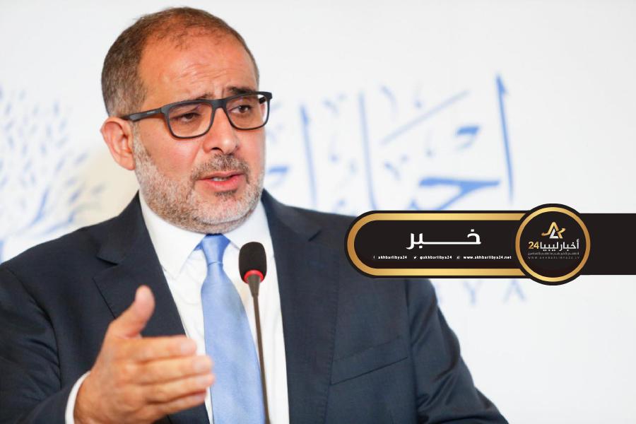 صورة النايض يوجه خطابًا جديدًا إلى غوتيريش يقترح فيه العودة إلى الشعب الليبي لتقرير مصيره