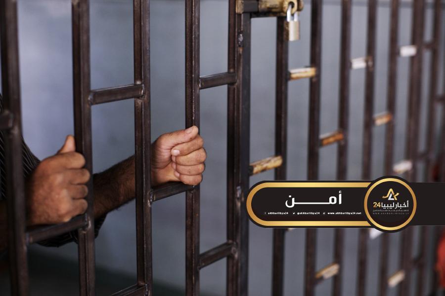 """صورة من درنة..وفاة أحد عناصر """"داعش"""" نتيجة السرطان في سجن """"قرنادة"""""""