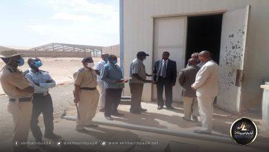 صورة بلدية غات تقف على آخر الإجراءات لاستقبال رحلات جوية بمطار المدينة