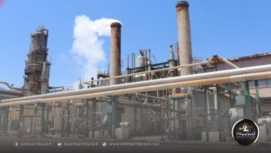 صورة شركة الزاوية النفطية تبدأ في تشغيل عدد من الوحدات