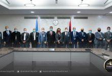 صورة البعثة الأممية: لجنة (5+5) ستعقد اجتماعها الأول في غدامس