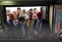 صورة وزير الصحة يفتتح عدد 4 مراكز صحية جديدة في طبرق