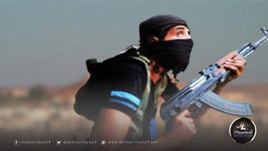 صورة من المشاركين بالإطاحة بالخلية الإرهابية..تصفية شاب بسبها من قبل مسلحين