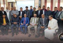 صورة عمداء بلديات برقة يعلنون تأييدهم لمبادرة عقيلة صالح