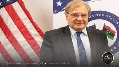 صورة السفير الأمريكي لدى ليبيا: الليبيون سئموا الحرب