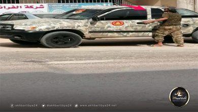 صورة أصحاب محلات في طرابلس يستنجدون بكتيبة من مصراتة لحمايتهم