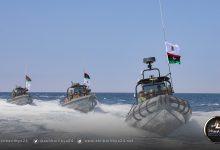 صورة مناورات عسكرية للقوات الخاصة البحرية