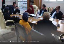 صورة العقوري يبحث مع مؤسسات المجتع المدني في بنغازي التطورات السياسية