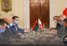 صورة عقيلة ووفد حكومي في زيارة رسمية إلى مالطا