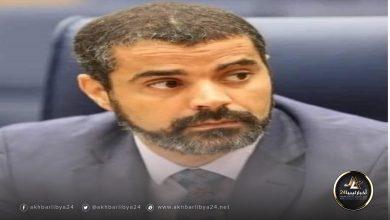 صورة إصابة مدير إدارة المستشفيات بوزارة الصحة في الحكومة الليبية بكورونا