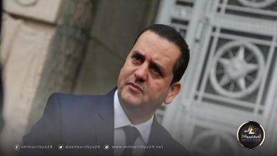 صورة الحويج يبحث تفعيل مكتب وزارة الخارجية في سرت