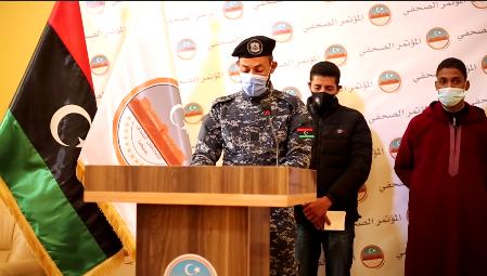 حسين الناعم الناطق باسم مديرية الأمن الوطني بسبها