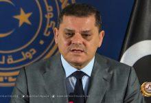 رئيس حكومة الوحدة عبدالحميد الدبيبة