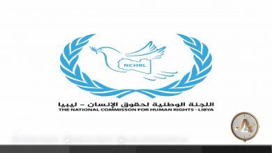 اللجنة الوطنية لحقوق الإنسان