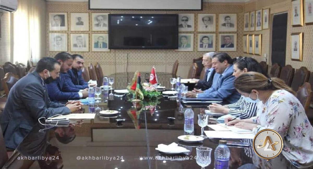 القنصلية الليبية في تونس